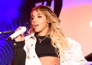Tinashe Reveals Her High-Fashion 'Joyride' Album Cover And Official Release Date