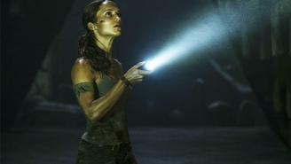 'Tomb Raider' Is As Exciting As A Boardroom Presentation About 'Tomb Raider'