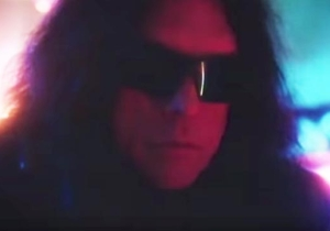 'The Room's' Tommy Wiseau Is A Bounty Hunter In A Sci-Fi Thriller Called 'Scary Love'