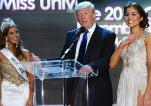 Trump Reportedly Rejected Dark-Skinned Or Ethnic Women At Miss Universe Pageants