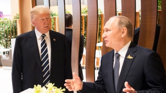 Trump Admits To Congratulating Putin On His Election Win: 'We Will Probably Get Together Soon'