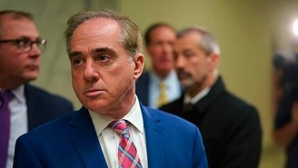 President Trump Replaces Veterans Affairs Secretary David Shulkin With The White House Physician