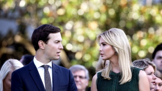 Report: President Trump Secretly Wants Jared And Ivanka Out Of The White House
