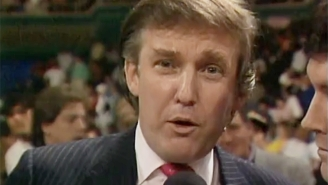 Trump Aide Sam Nunberg's Relationship With The President Got Its Start Way Back At WrestleMania V