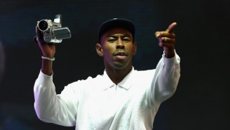Tyler The Creator's Camp Flog Gnaw Carnival Will Live Stream On Youtube
