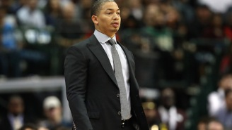 The Clippers Are Reportedly 'Closing In' On Making Tyronn Lue An Assistant Coach