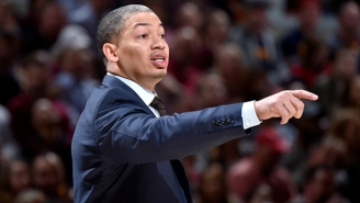The Lakers And Tyronn Lue Are Reportedly 'In Process' Of Making Him The New Head Coach