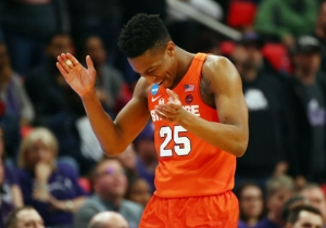 Syracuse Survived Michigan State To Upset Its Way Into The Sweet 16