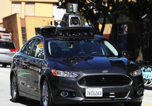 A Self-Driving Car — An Uber Vehicle — Has Killed A Pedestrian For The First Time