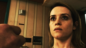 Steven Soderbergh's 'Unsane' Sends Claire Foy Into A Threatening Wonderland