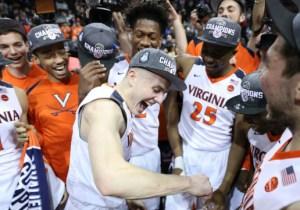 The Full 2018 NCAA Tournament Bracket Includes Virginia, Villanova, Kansas, And Xavier As 1-Seeds