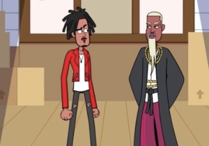 Vic Mensa Meets Kung-Fu Kanye In A Quest To Become The Black Belt Master Of Chicago In His Wild Webseries