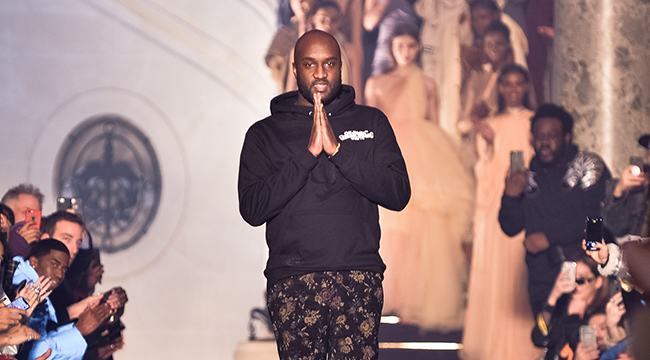 Virgil Abloh Becoming Louis Vuitton's Artistic Director Is A