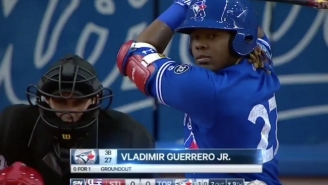 Vlad Guerrero Jr. Hit A Walk-Off Home Run In Montreal And It Was Awesome