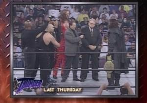 The Best And Worst Of WCW Monday Nitro 1/12/98: Thunder Rolls