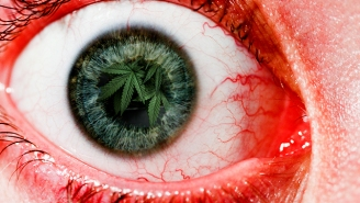 Fake Weed Is Causing Users' Eyes To Bleed, And Doctors Don't Know Why