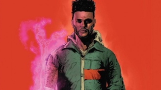 The Weeknd And Marvel Reveal Details Of Their Upcoming Comic Book Collaboration