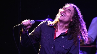 Weird Al Yankovic Makes His Guitar-Playing Debut With A One-Note Neil Young Solo
