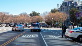 A Man Has Shot Himself In Front Of The White House In An Apparent Suicide