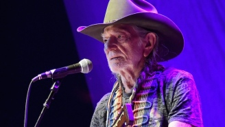 Willie Nelson's New Album 'My Way' Is A Cover Album Of Classic Sinatra Standards