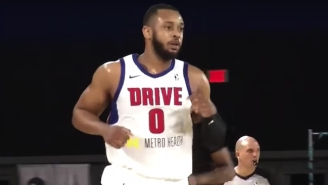 NBA G League Player Zeke Upshaw Has Died After Collapsing On The Court During A Game