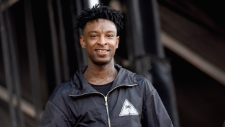 21 Savage's 'I Am > I Was' Is The Atlanta Artist's First-Ever 'Billboard'-Topping Album