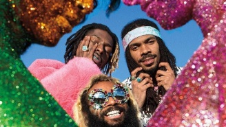 Flatbush Zombies New Music Video For 'Vacation' Is Sexy, Psychedelic, And Irreverant