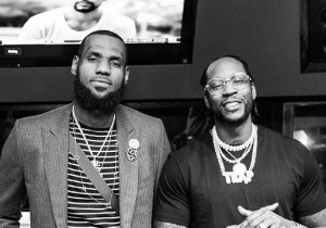 2 Chainz And LeBron James Break Down 'Rap Or Go To The League' Track By Track