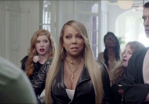 Mariah Carey's Diva Behavior Actually Works Out In A New HostelWorld Commercial