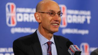 Adam Silver Is Once Again Floating The Idea Of A Midseason Tournament