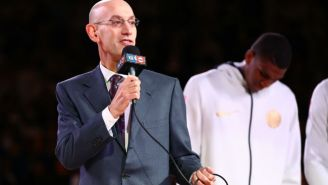 Adam Silver Admitted The Sixers' Process Made The NBA Change Its Draft Lottery Rules