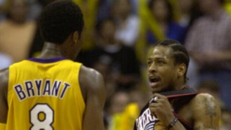 Allen Iverson Is 'Bothered' By People Who 'Forget' Kobe When Debating Michael Jordan And LeBron