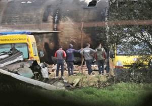 An Algerian Plane Crash Has Killed At Least 250 People