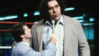 Our Favorite Moments From The 8th Wonder Of The World, Andre The Giant