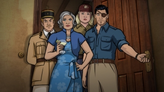 What's On Tonight: 'Archer' Hits The Restart Button (Again)