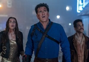 'Ash Vs Evil Dead' Has Been Canceled By Starz After Three Groovy Seasons