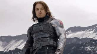 Bucky Barnes Has Short Hair In 'The Falcon And The Winter Soldier,' And People Are Freaking Out