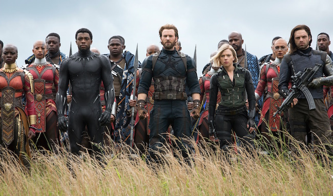 Yes, Kevin Feige Has Seen Your 'Avengers: Infinity War' Crossover Meme