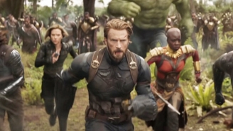 Weekend Box Office: 'Avengers: Infinity War' Breaks The All-Time Record For An Opening Weekend