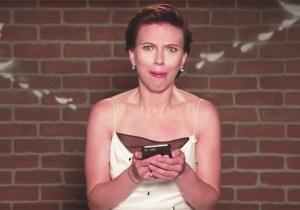 Scarlett Johansson, Chadwick Boseman, And Other Avengers Read Some 'Infinity War' Mean Tweets On 'Kimmel'