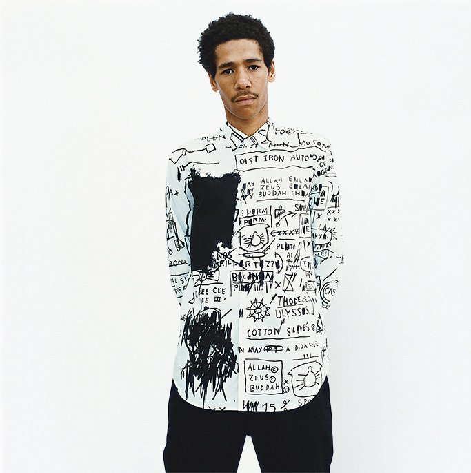Supreme x Jean Michel-Basquiat