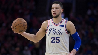 Ben Simmons Could Possibly Switch To Shooting With His Right Hand This Season