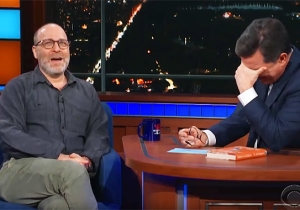 H. Jon Benjamin's Failed Threesome Story Brings On A Classic Stephen Colbert Laughing Fit