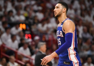 Ben Simmons Responded To Jared Dudley's Claim That He's 'Average' In The Halfcourt
