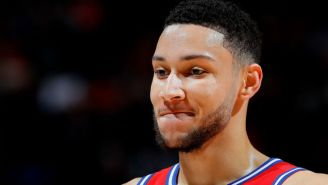 Ben Simmons Wants To Win Rookie Of The Year To Avenge Joel Embiid And Dario Saric Losing Last Year