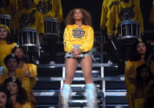 Beyonce Launched A Sorority-Styled Pop-Up Store On Her Website Featuring Limited-Edition Coachella Merch
