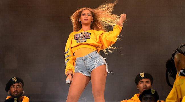 Beyonce's Coachella Performance Was An Extravagant Celebration Of Black Femininity And Self-Love