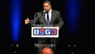 Andre Owens Was The First Of 19 Players Selected In The Second BIG3 Draft