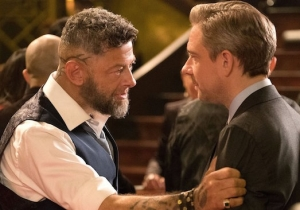 Martin Freeman And Andy Serkis Earned A Funny 'Hobbit' Nickname On The 'Black Panther' Set
