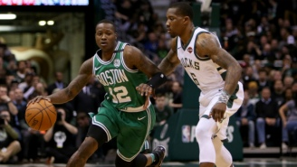 Celtics Fans Busted Out A 'Who Is Bledsoe?' Chant After Eric Bledsoe Picked Up A Technical Foul